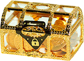Products treasure chest